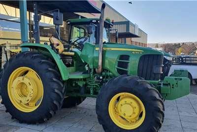 John Deere 6130 D Tractors
