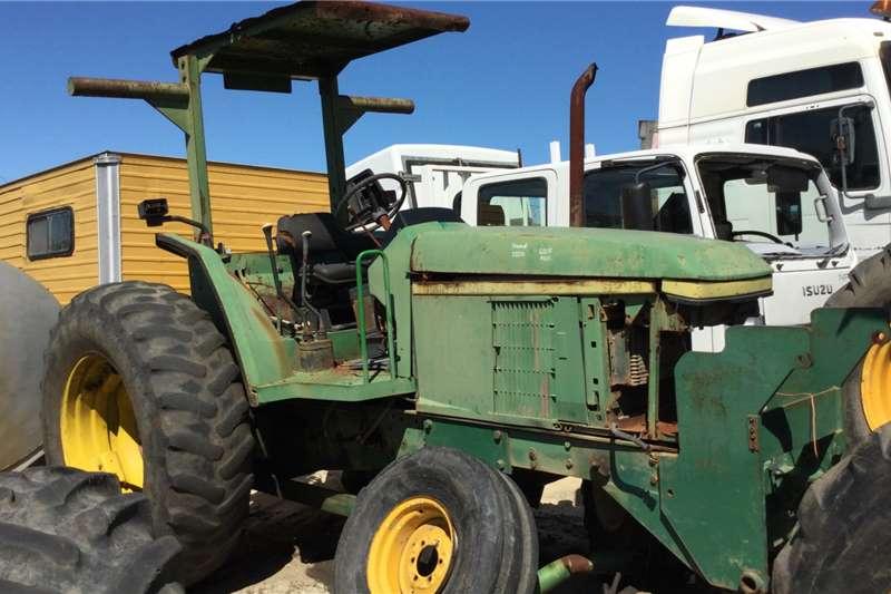 John Deere Tractors 6205 4wd