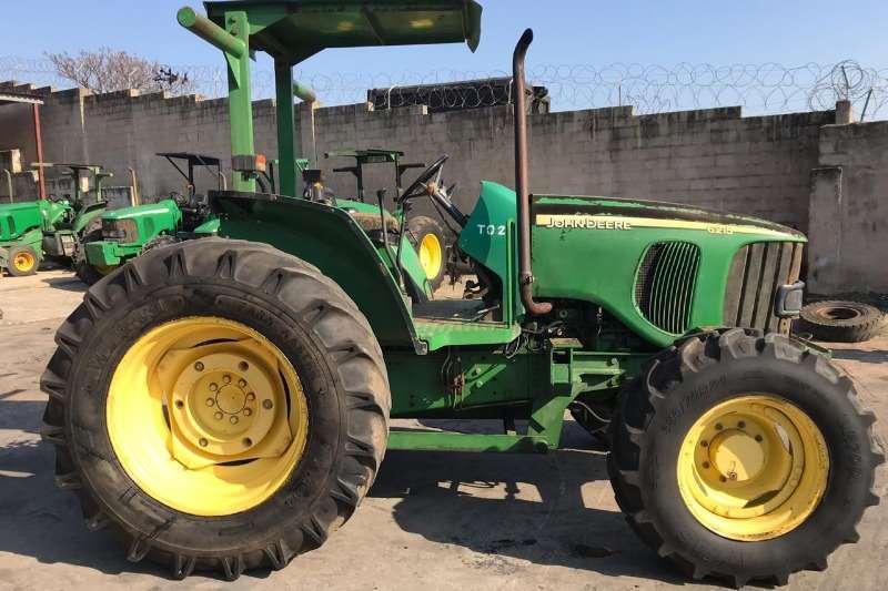 John Deere Tractors 6215 4x4 2003