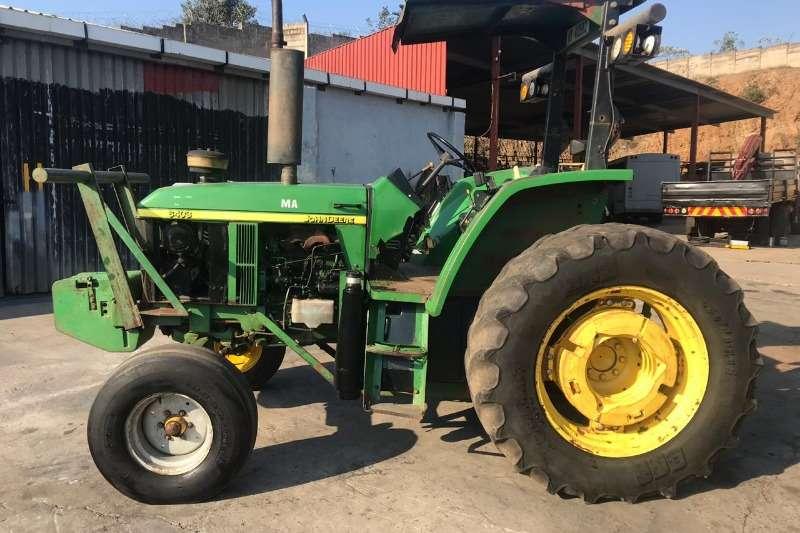 John Deere Tractors 6403 2006