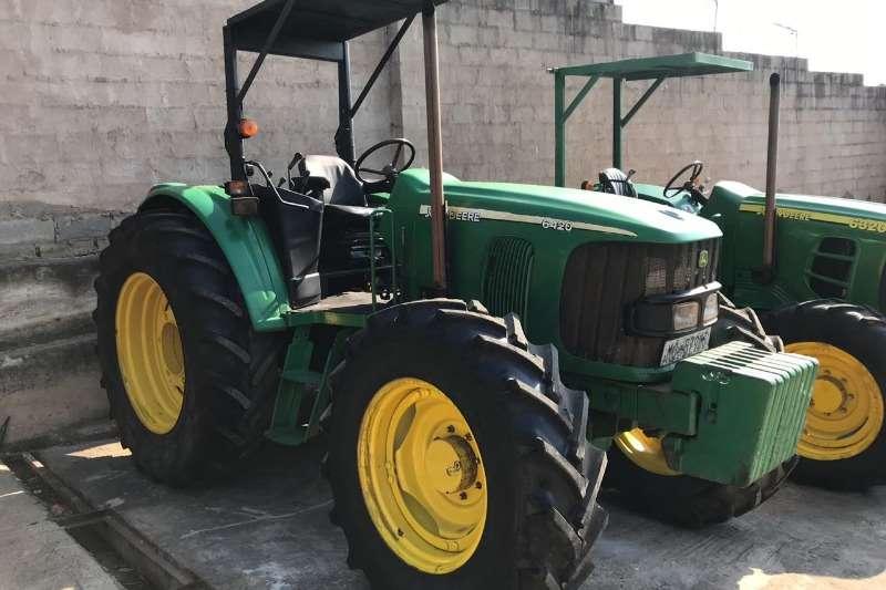 John Deere Tractors 6420 4x4 2005