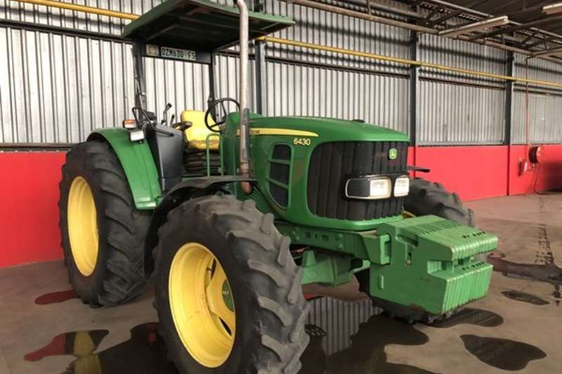 John Deere 6430 Tractors