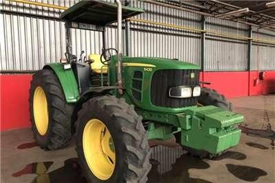 John Deere Tractors 6430 2011
