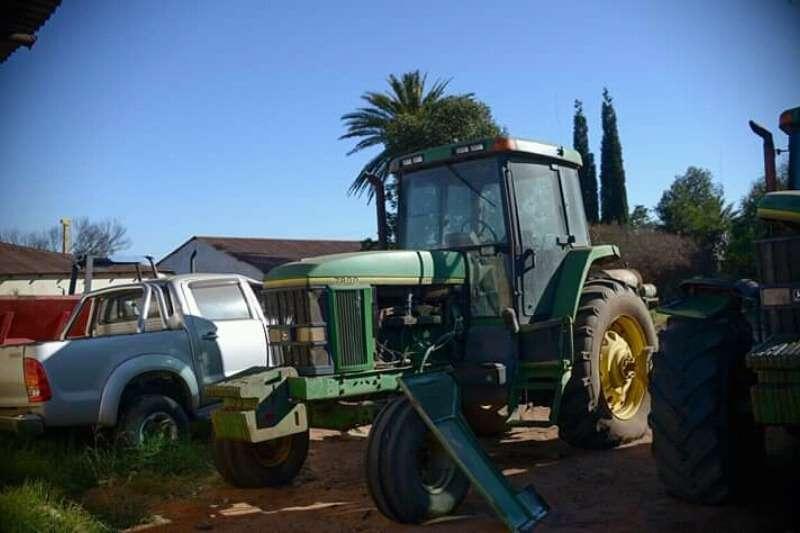 John Deere Tractors 7400