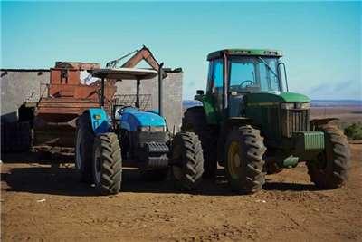 John Deere Tractors 7700