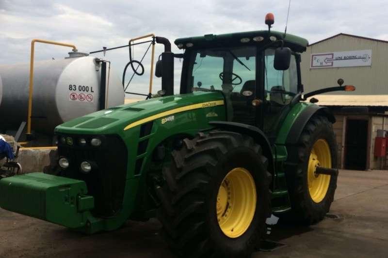 John Deere Tractors 8345R 2011