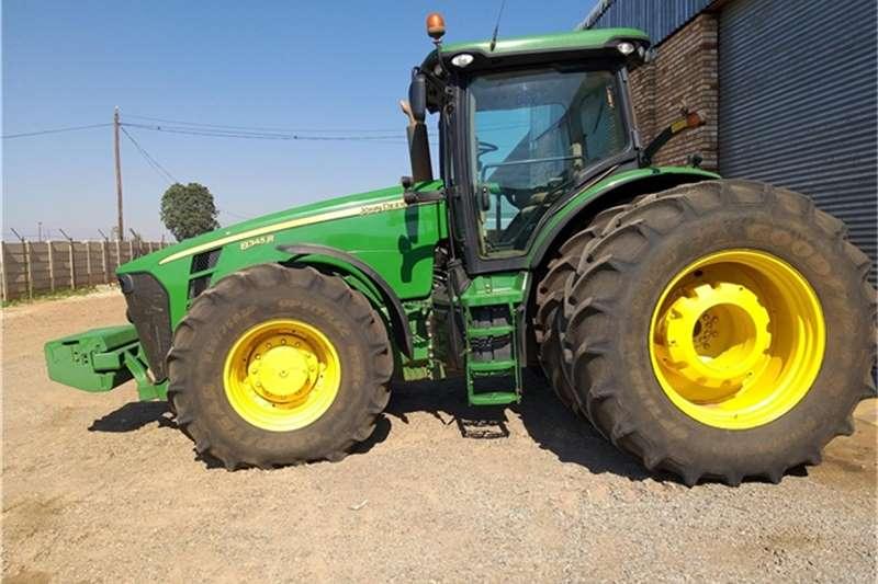 John Deere Tractors 8345R 2011 JOHN DEERE 8345R 501293 2011