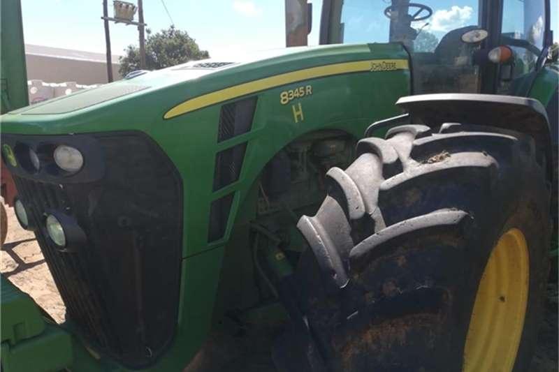 John Deere 8345R 2012 JOHN DEERE 8345R 501524 Tractors