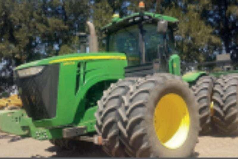 John Deere Tractors 9560 R Receiver, Auto 2014