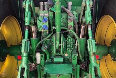 John Deere Four wheel drive tractors John Deere 6140 M Tractors