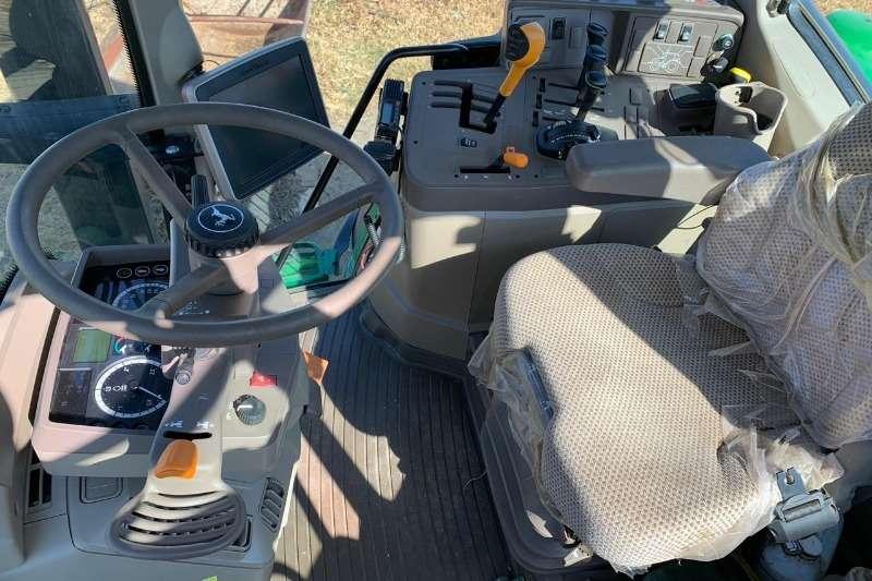 John Deere Four wheel drive tractors John Deere 6150 M A/T Tractors
