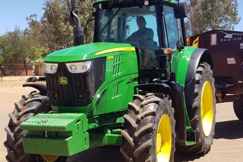 John Deere Tractors Four Wheel Drive Tractors John Deere 6170M 2013