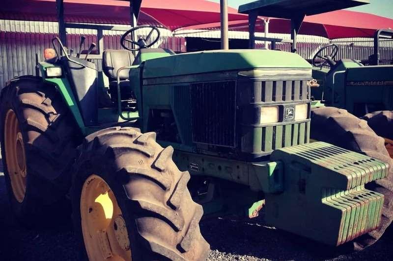 John Deere Tractors Four Wheel Drive Tractors John Deere 6400