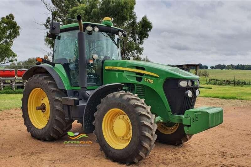 John Deere Tractors Four Wheel Drive Tractors John Deere 7730 2009