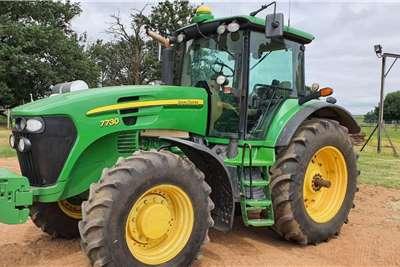 John Deere Four wheel drive tractors John Deere 7730 Tractors