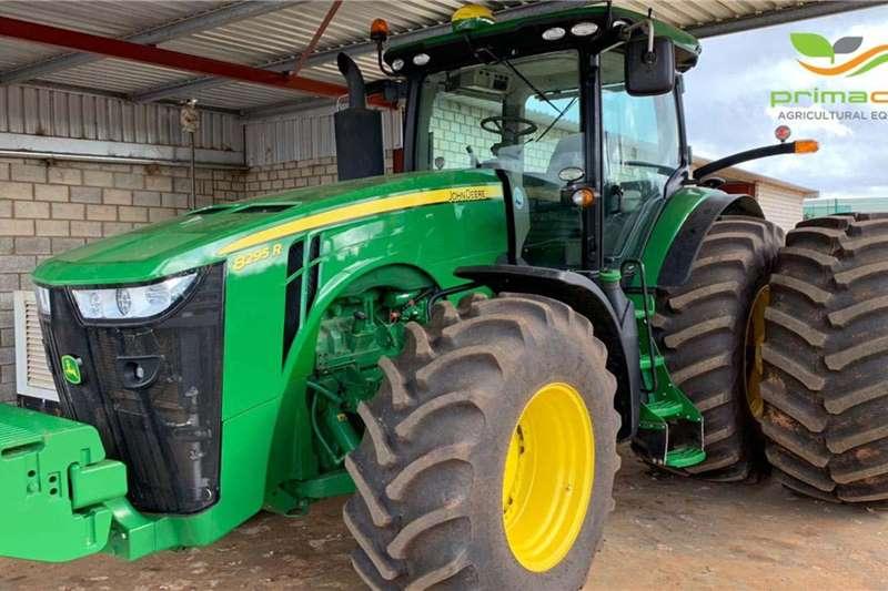 John Deere Tractors Four wheel drive tractors John Deere 8295 R 2018