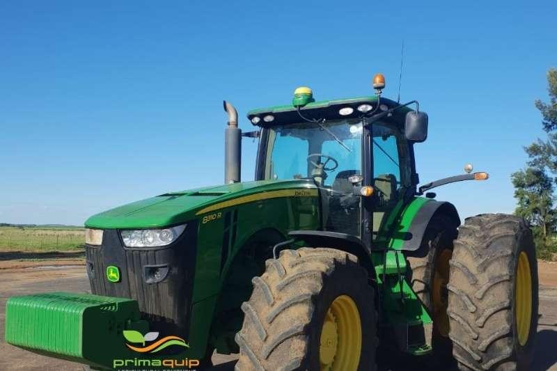 John Deere Four wheel drive tractors John Deere 8310 R Tractors