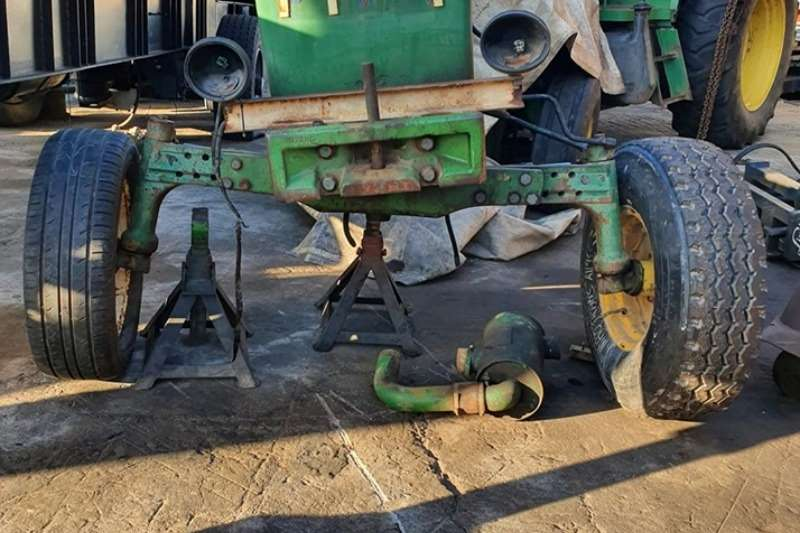 John Deere Tractors Four wheel drive tractors John Deere Tractor Stripping for spares