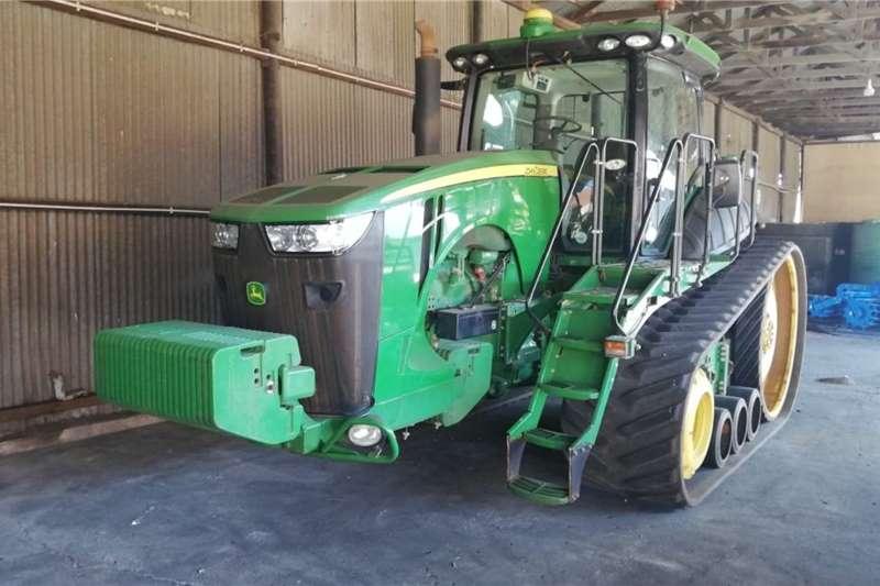 John Deere Tractors Grape harvesters John Deere 8335 RT 2013