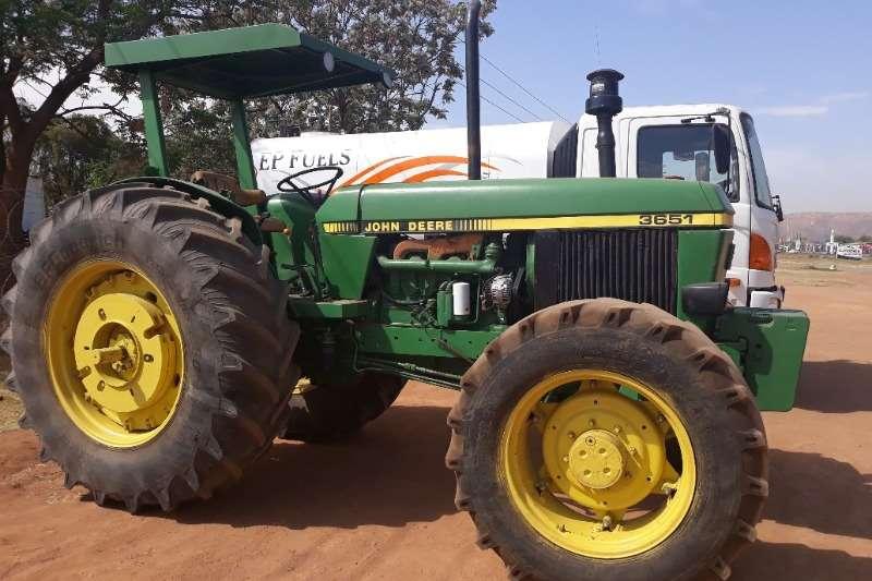 John Deere Tractors JOHN DEERE 3651 TRACTOR 4X4