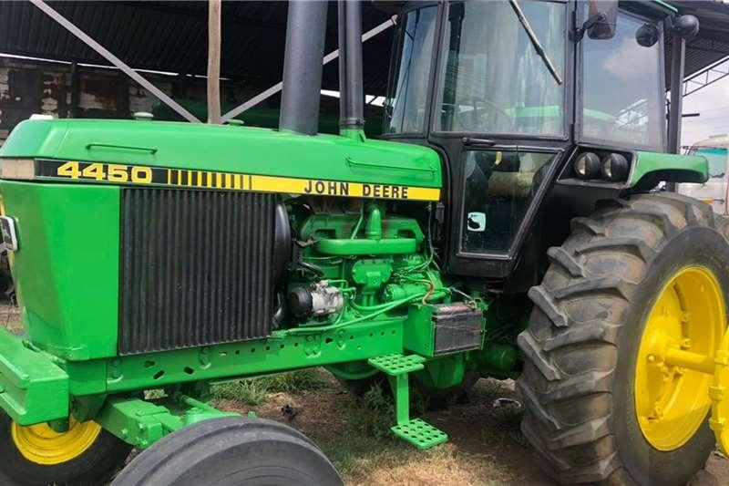 John Deere Tractors John Deere 4450