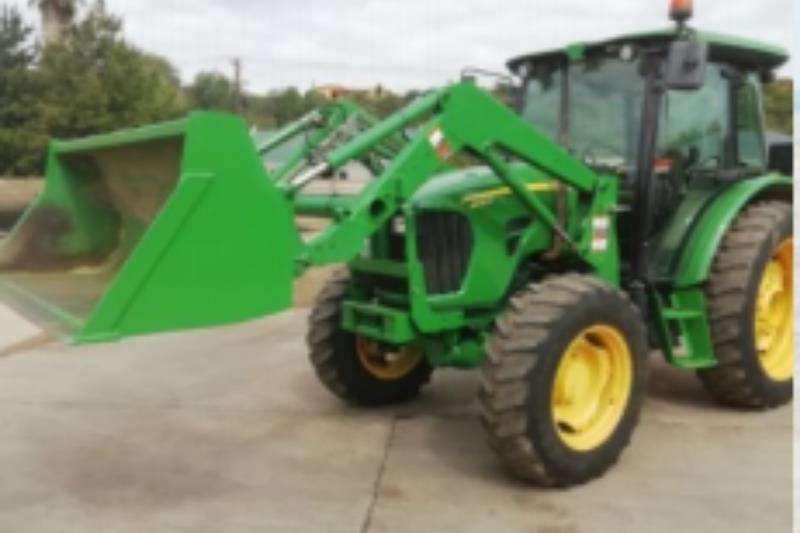 John Deere Tractors John Deere 5090 2014