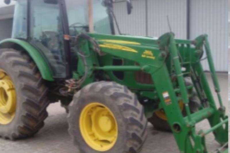 John Deere Tractors John Deere 6115 2012