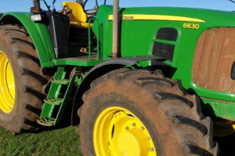 John Deere Tractors John Deere 6630 MFWD 92kW