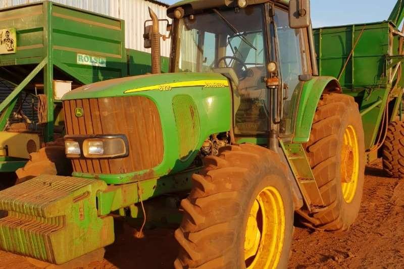 John Deere Tractors John Deere 6920