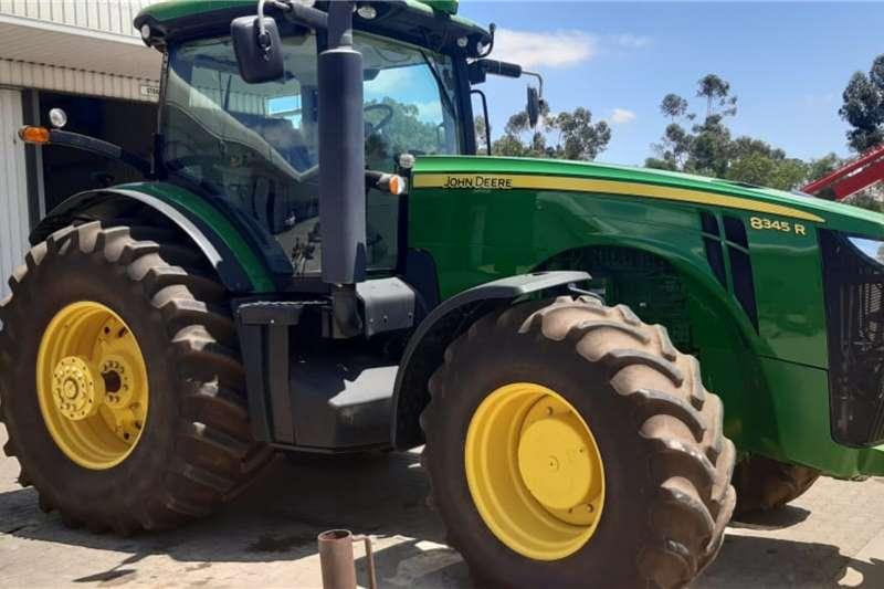 John Deere Tractors John Deere 8345R 2018