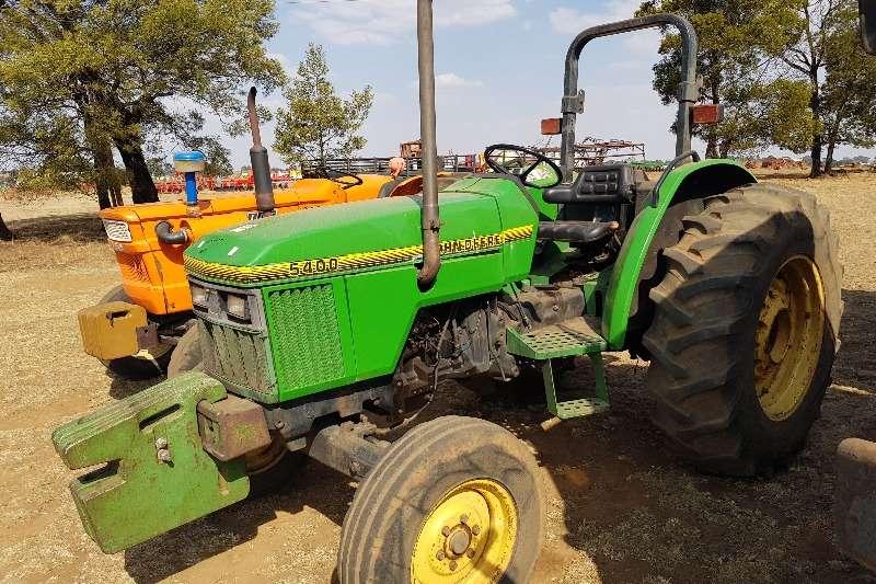 John Deere Tractors Other tractors 5400