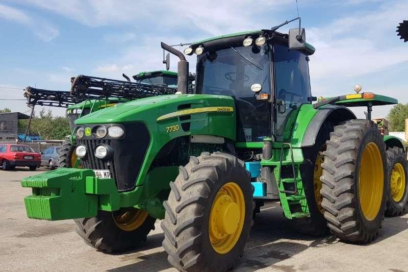 John Deere Tractors Row crop tractors John Deere 7730 2007