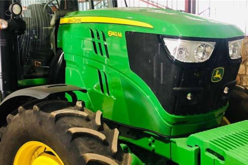 John Deere Tractors Speciality tractors John Deere 6140 M 2018