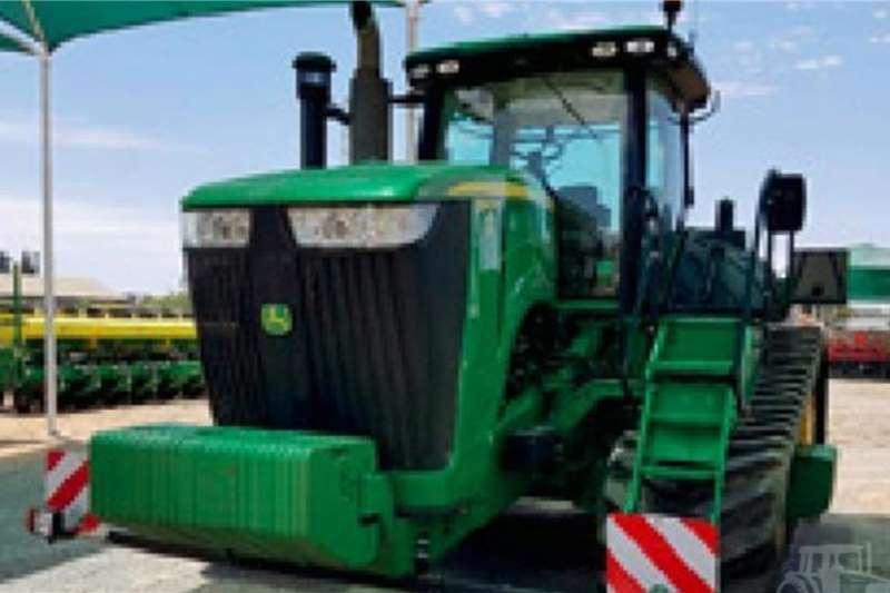 John Deere Tractors Tracked tractors 9560 RT Auto Track SF 1 2014