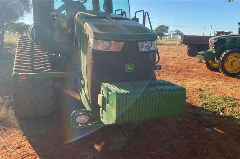 John Deere Tracked tractors John Deere 8320 RT Tractors