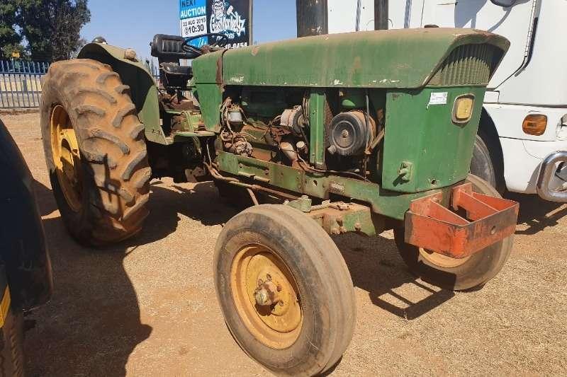 John Deere Tractors Two Wheel Drive Tractors 21-30