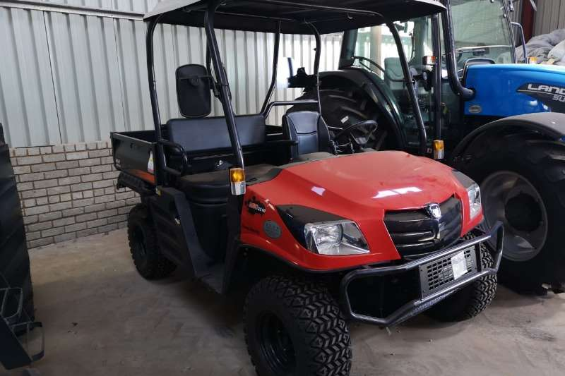 Kioti Utility vehicle Four wheel drive Kioti MEC 2210 4WD UTV Diff Lock Demo Model
