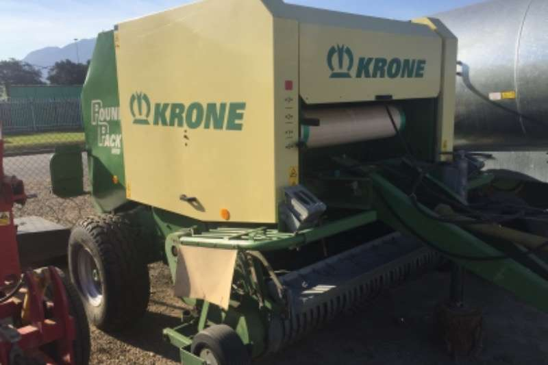 Krone Hay and forage Balers KR1250 2009