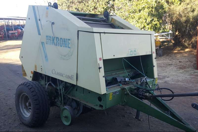 Krone Hay and forage Balers Krone Baler 130