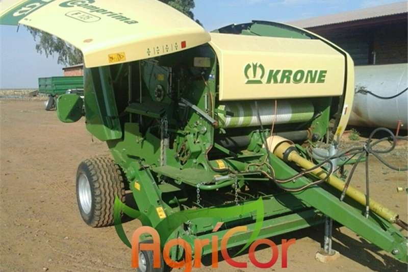 Krone Haymaking and silage 2011