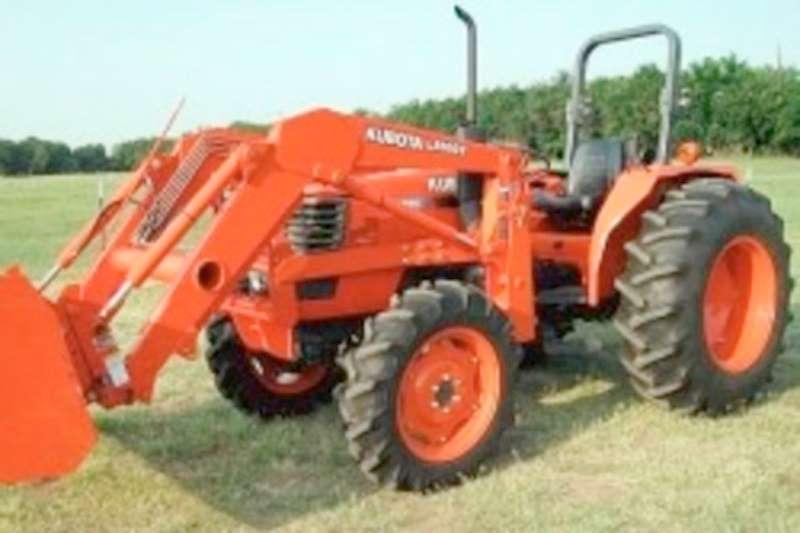 Kubota Tractors 2WD tractors Kubota Tractor 2019