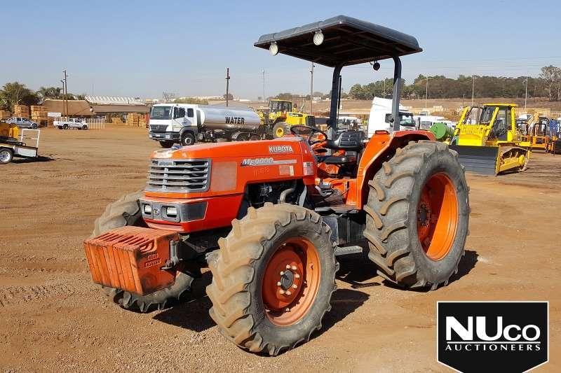 Kubota Tractors KUBOTA ME9000 TRACTOR