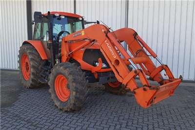 Kubota Tractors M9540