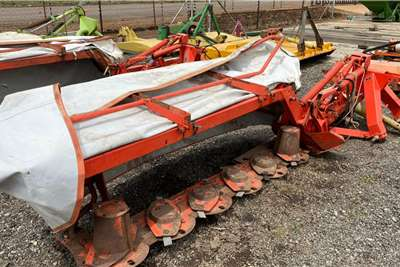 Kuhn Disc mowers Kuhn GMD 600 Tollsneyer Haymaking and silage