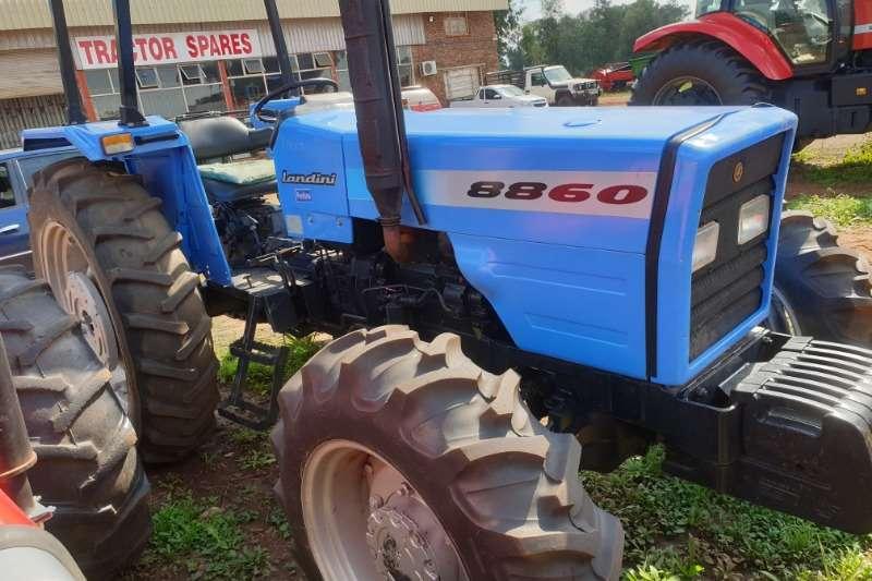 Landini Tractors 2010 Landini 8860 4x4 2010