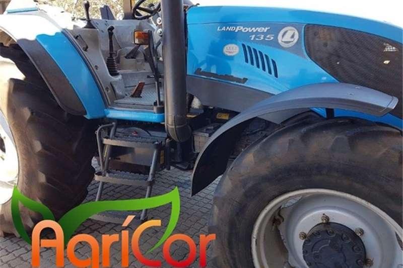 Landini Tractors 2013