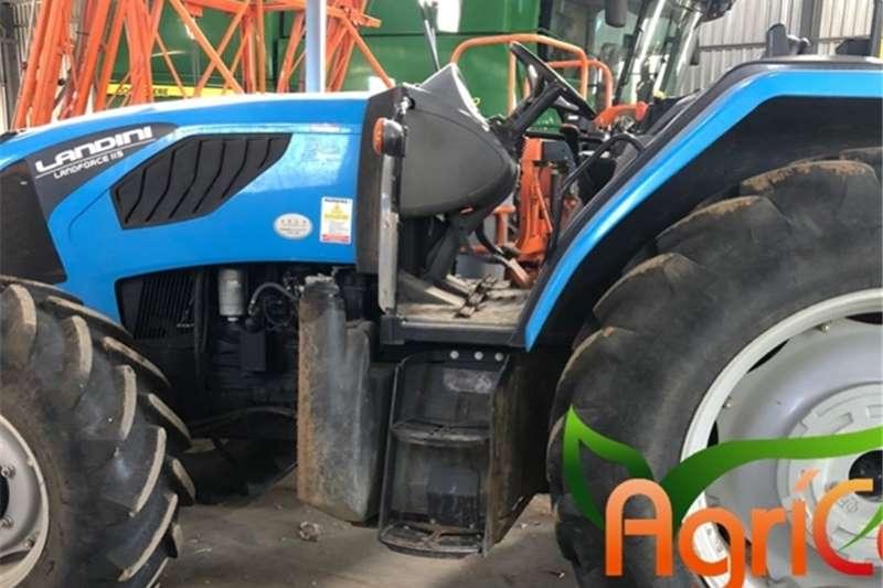 Landini Tractors 2015