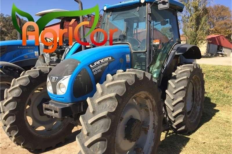 Landini Tractors 2018