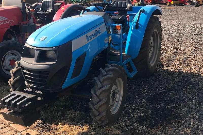 Landini 2WD tractors LANDINI 1 50 Tractors