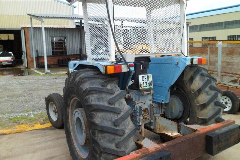 Landini 2WD tractors Landini 7860 Tractor Tractors